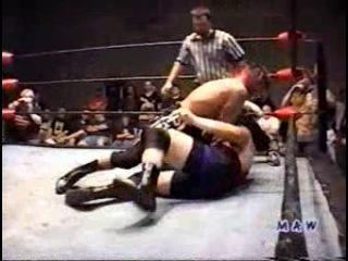 MAW Hardcore Cup 2003 - Brad Bradley vs. CM Punk