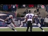 NFL 2014-2015, AFC Divisional Playoff, Baltimore Ravens - New England Patriots, 1 чет., RU 36th Studio А. Кондратенко и А. Менг