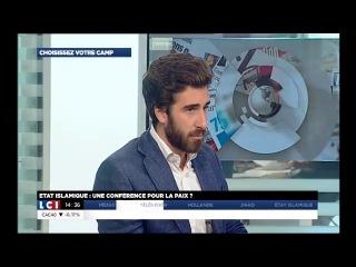 Maurice Ulrich (l'Huma) perd ses nerfs face à Julien Rochedy (vidéo)