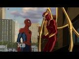 Совершенный Человек-Паук HD 3 сезон, 5 серия HD (Отличное качество)