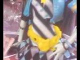 обзор на куклу френки штейн из колекции день фото