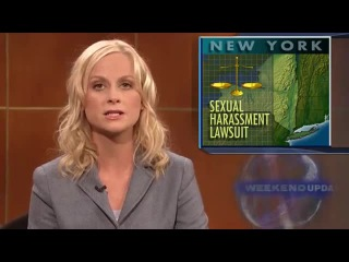 Sexual Harassment on Weekend Update