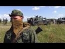 Скачки спецназа ГРУ Генштаба 'Зеленая Тропа - 2014'