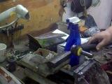 ВАЗ 2101-07 Замена втулок реактивных тяг на пориуритан