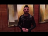 Сергей Лазарев - приглашение на концерт в Актау 30.01.2015